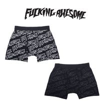 入手困難アイテム!【Fucking Awesome】FA Boxer Briefs (2 Pack)