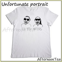 RH取扱 UNFORTUNATE PORTRAIT BLIND TO YOU HATERS Tシャツ