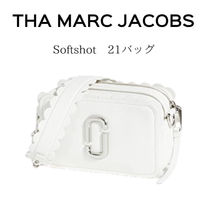 【The Marc Jacobs】Softshot 21バッグ ホワイト