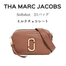 【The Marc Jacobs】Softshot 21バッグ ミルクチョコレート