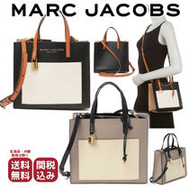 MARC JACOBS(マークジェイコブス) ショルダーバッグ・ポシェット ◇MARC JACOBS◇The Mini Grind Bag レザー 2WAYバッグ