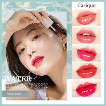 ◆DASIQUE◆ 20SS WATER GLOSS TINT (5色) グロスティント 新作