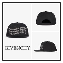 GIVENCHY☆ キャップ with Studio Homme GIVENCHY プリント