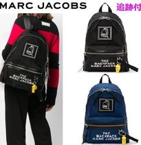 【MARC JACOBS】ザ ピクトグラム バックパック The Pictogram