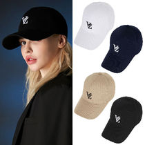 ★VARZAR★日本未入荷 韓国 3D Monogram logo over fit ball cap