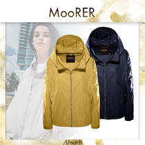 【20SS NEW】 MooRER_women / ORTICA-DO / YELLOW/NAVY