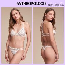 Anthropologie/Flora Nikrooz Showstopper ブラ&トング セット