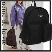 ★TWICE 着用★acme' de la vie★ADLV CORDURA BASIC BACKPACK
