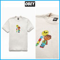 最新作☆ 2020SS!! ★ OBEY ★ Obey Balloon T-Shirt