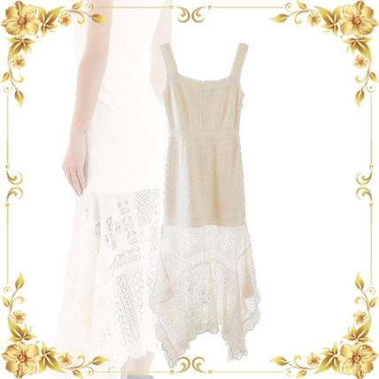 alexander mcqueen ボレロ・ショール 関税込み◆LONG LACE DRESS