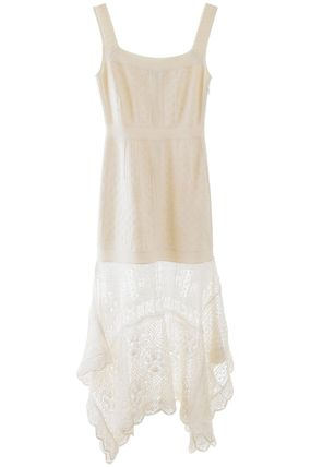 alexander mcqueen ボレロ・ショール 関税込み◆LONG LACE DRESS(2)