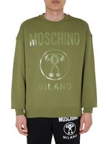 【MOSCHINO】FW20 「DOUBLE QUESTION」トレーナー