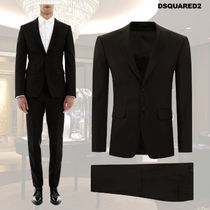VIP価格【D SQUARED2】LONDON FIT SUIT WITH CRYSTALS 関税込