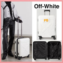 ☆送料関税込☆Off-White Embossed hardshell suitcase