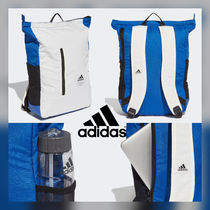 【Adidas】CLASSIC TOP-ZIP BACKPACK/快適バックパック2020SS♪