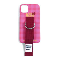 SECOND UNIQUE NAME::Autum Picnic iPhone11ケース[RESALE]