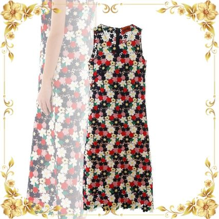 colville ボレロ・ショール 関税込み◆FLORAL LACE LONG DRESS