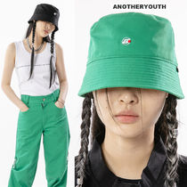 ANOTHERYOUTH★UNISEX★new logo bucket hat_2色♪