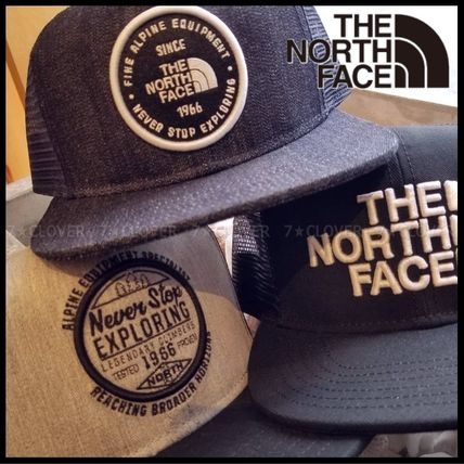 THE NORTH FACE キャップ 国内発送・正規品★THE NORTH FACE★MESSAGE MESH CAP