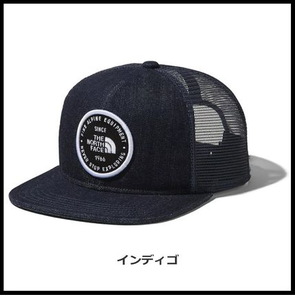 THE NORTH FACE キャップ 国内発送・正規品★THE NORTH FACE★MESSAGE MESH CAP(2)