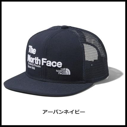 THE NORTH FACE キャップ 国内発送・正規品★THE NORTH FACE★MESSAGE MESH CAP(5)