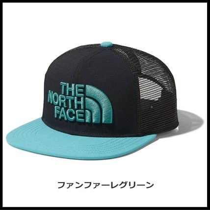 THE NORTH FACE キャップ 国内発送・正規品★THE NORTH FACE★MESSAGE MESH CAP(6)