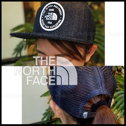 THE NORTH FACE キャップ 国内発送・正規品★THE NORTH FACE★MESSAGE MESH CAP(7)
