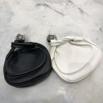 【Jil Sander】2020SS新作 SPHERE POUCH (BLACK / WHITE)