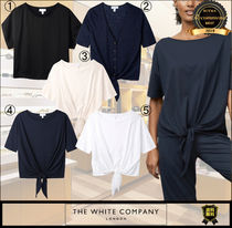 The White Company(ザホワイトカンパニー) Tシャツ・カットソー 残少 The White Company ザホワイトカンパニー Tシャツ