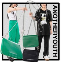 ANOTHERYOUTH(アナザーユース) ショルダーバッグ ★送料・関税込★ANOTHERYOUTH★Chain Mini Bag★兼用