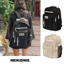NEIKIDNIS(ネイキドニス) バックパック・リュック 日本未入荷★NEIKIDNIS★TRAVEL BACKPACK バックパック
