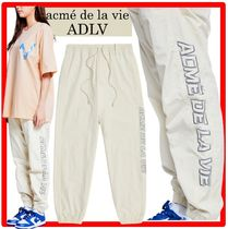 TWICE着用☆人気☆acme' de la vie☆SIDE EMBROIDERY LONG PANTS