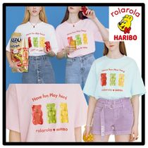★送料・関税込★Rolarola x HARIBO★THREE JELLY T-SHIRT