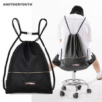 ANOTHERYOUTH★UNISEX★leather gym sack