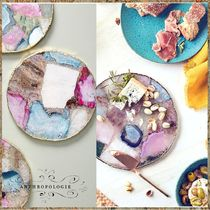 【Anthropologie】天然瑪瑙 チーズボード