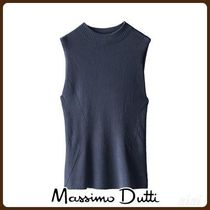 MassimoDutti♪LIMITED EDITION HIGH NECK SWEATER