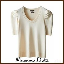 MassimoDutti♪PUFF SLEEVE SWEATER