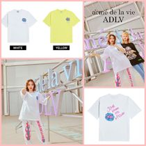 [acme 'de la vie]★TWICE着用★DONUT FLOWER T-SHIRT