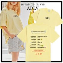 ★TWICE着用★acme' de la vie★DAISY SHORT SLEEVE T-SHIRT