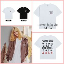 [acme 'de la vie]★TWICE着用★REMAIN SHORT SLEEVE T-SHIRT