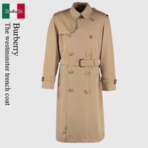 Burberry The westminster trench coat