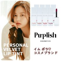 イム・ボラ発☆Purplish☆PERSONAL VELVET LIP TINT☆ティント
