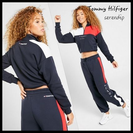 Tommy Hilfiger セットアップ Tommy Hilfiger*カラーブロック セットアップ*Navy*送料込