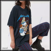 Urban Outfitters(アーバンアウトフィッターズ) Tシャツ・カットソー Urban Outfitters★メタリカTシャツ