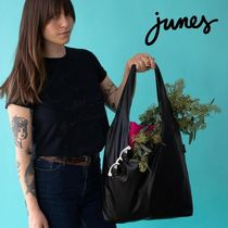 US発【junes】ジュネス The Element Market Tote エコバッグ
