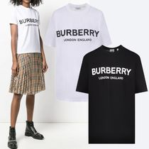 【Burberry】ロゴTシャツ ☆国内発送/関税込