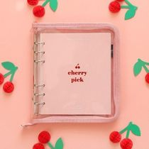 2nul(イナル) 手帳・スケジュール帳 【2NUL】 A6 WIDE Cherry Pick Diary Zipper