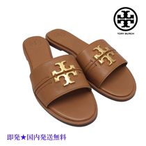 TORY BURCH 60245 210 EVERLY SLIDE サンダル TAN (新品)