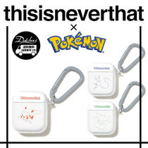 thisisneverthat PKM Outline AirPods Case YI454 追跡付
