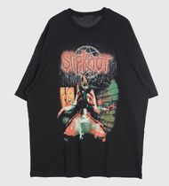 Raucohouse SLIPKNOT HARD PRINTING T-SHIRT